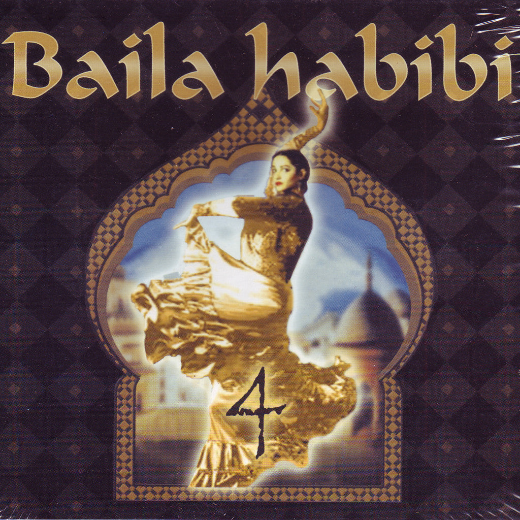 Image of Various Artists, Baila Habibi vol.4, CD