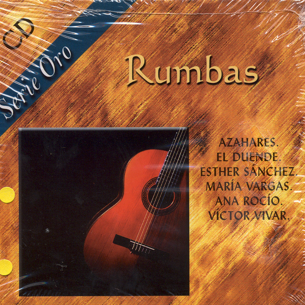 Image of Various Artists, Rumbas, 2 CDs
