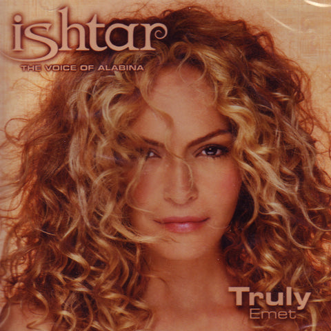 Image of Alabina, Ishtar: Truly / Emet, CD