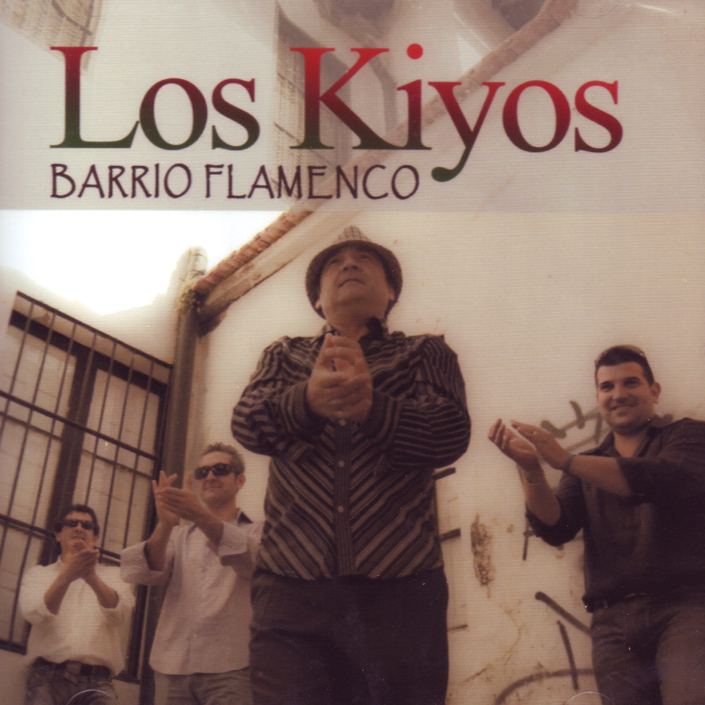 Image of Los Kiyos, Barrio Flamenco, CD