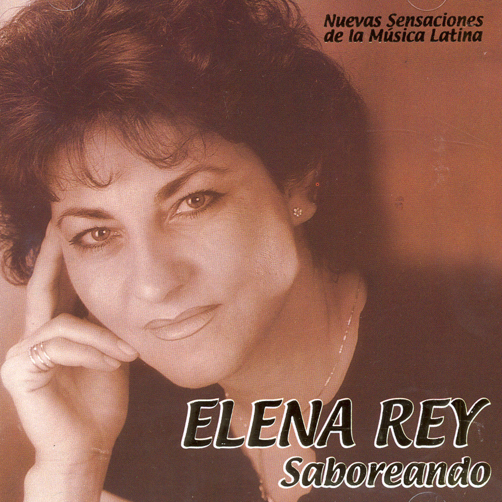 Image of Elena Rey, Saboreando, CD