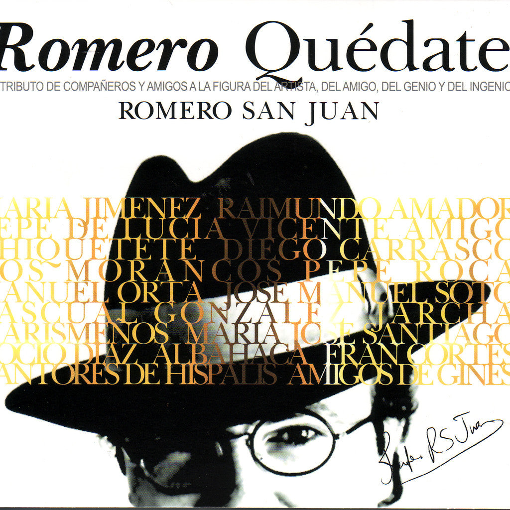 Image of Various Artists, Romero Quedate, CD