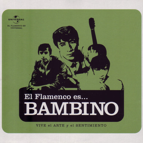 Image of Bambino, El Flamenco Es..., CD