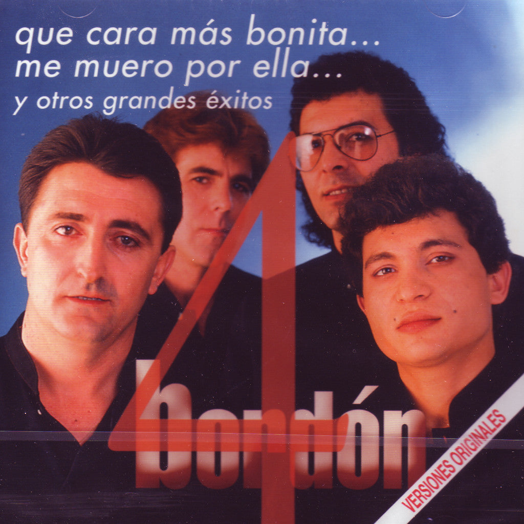 Image of Bordon 4, Coleccion Grandes, CD
