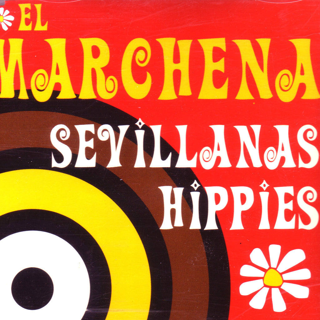 Image of El Marchena, Sevillanas Hippies, CD/EP