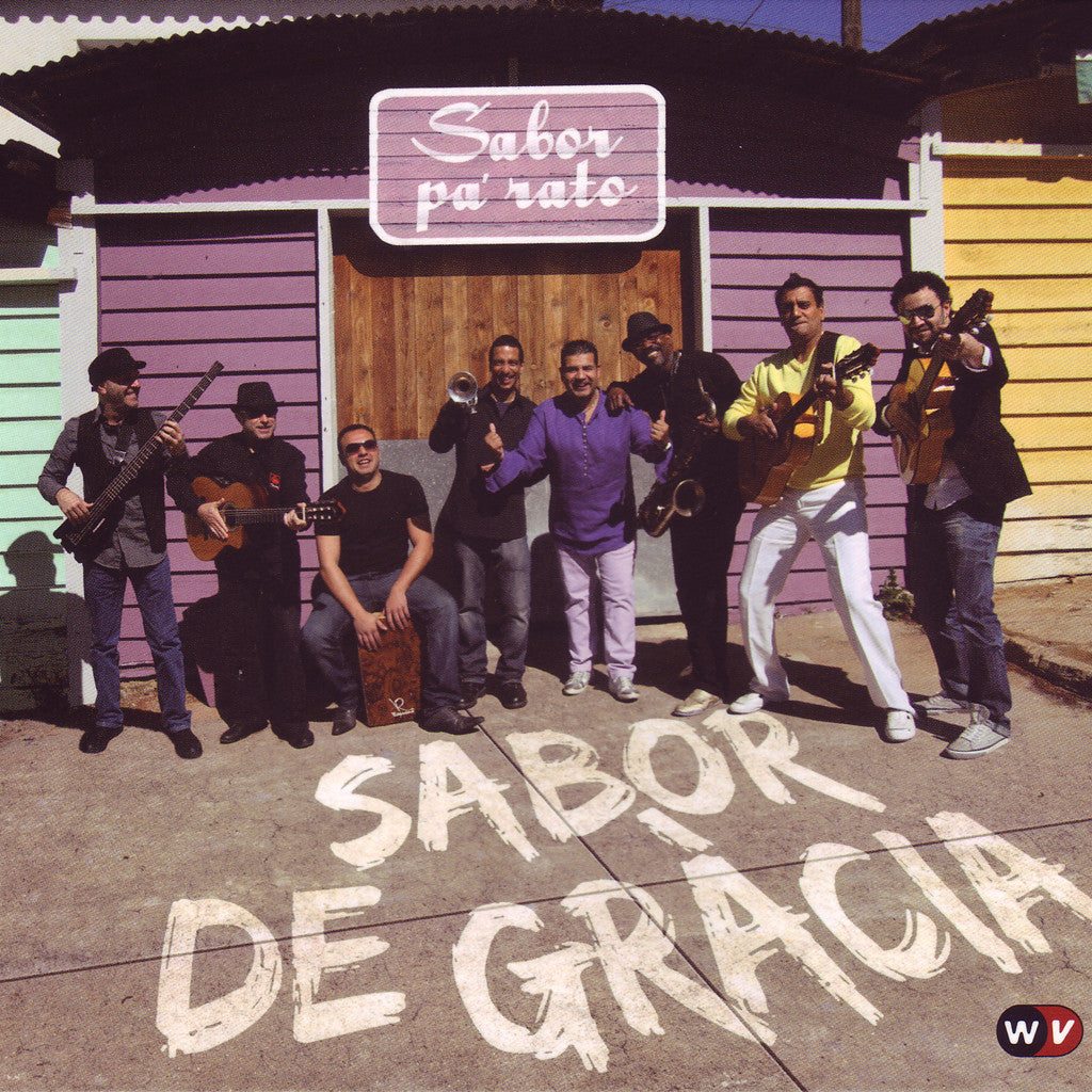 Image of Sabor de Gracia, Sabor pa' Rato, CD