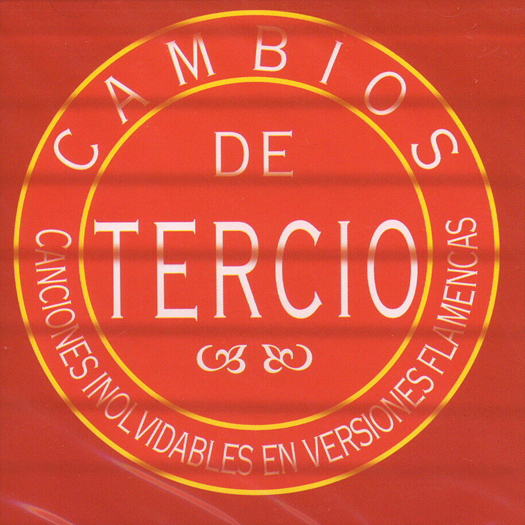 Image of Various Artists, Cambios de Tercio, CD