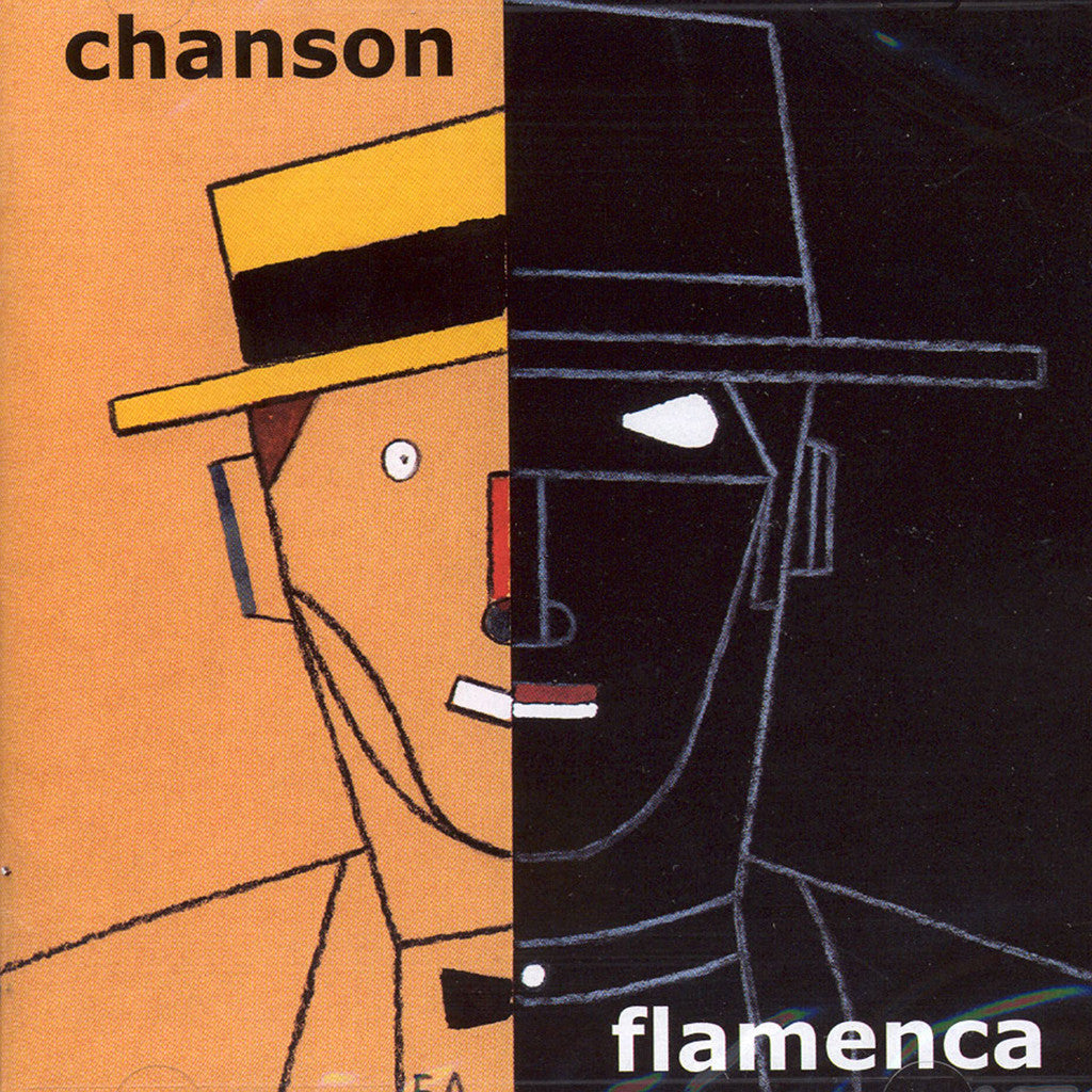 Image of Various Artists, Chanson Flamenca, CD