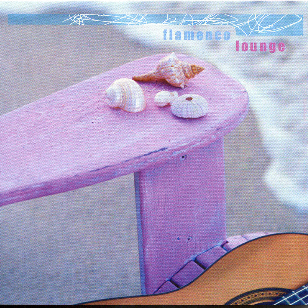 Image of Various Artists, Flamenco Lounge, 2 CDs