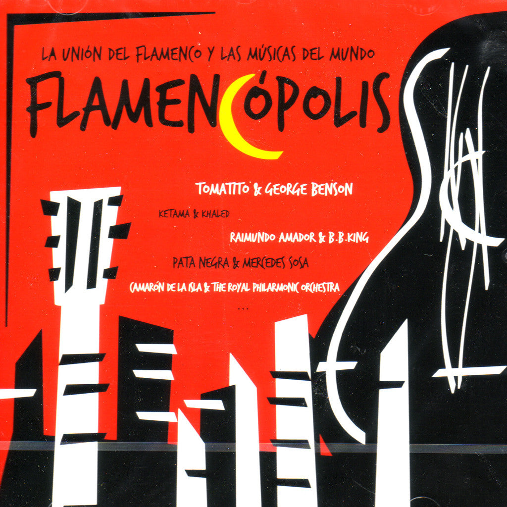 Image of Various Artists, Flamencopolis, CD