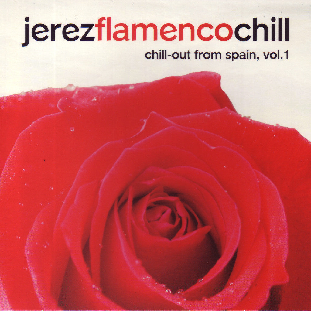 Image of Various Artists, Jerez Flamenco Chill, CD