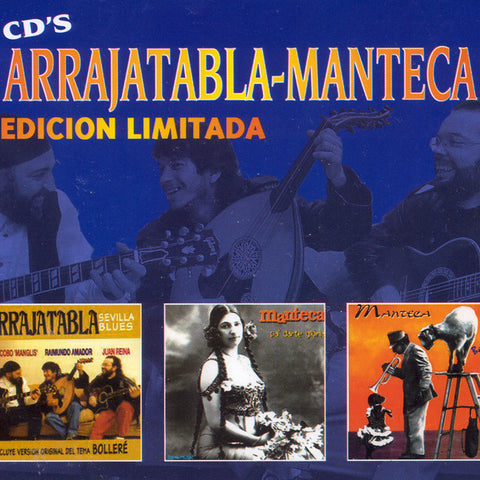 Image of Arrajatabla, Edicion Limitada, 3 CDs