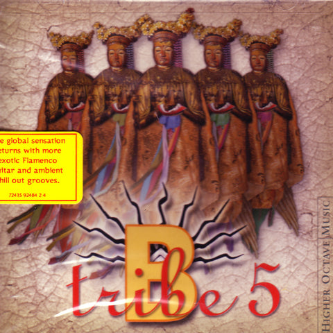 Image of B-Tribe, 5, CD