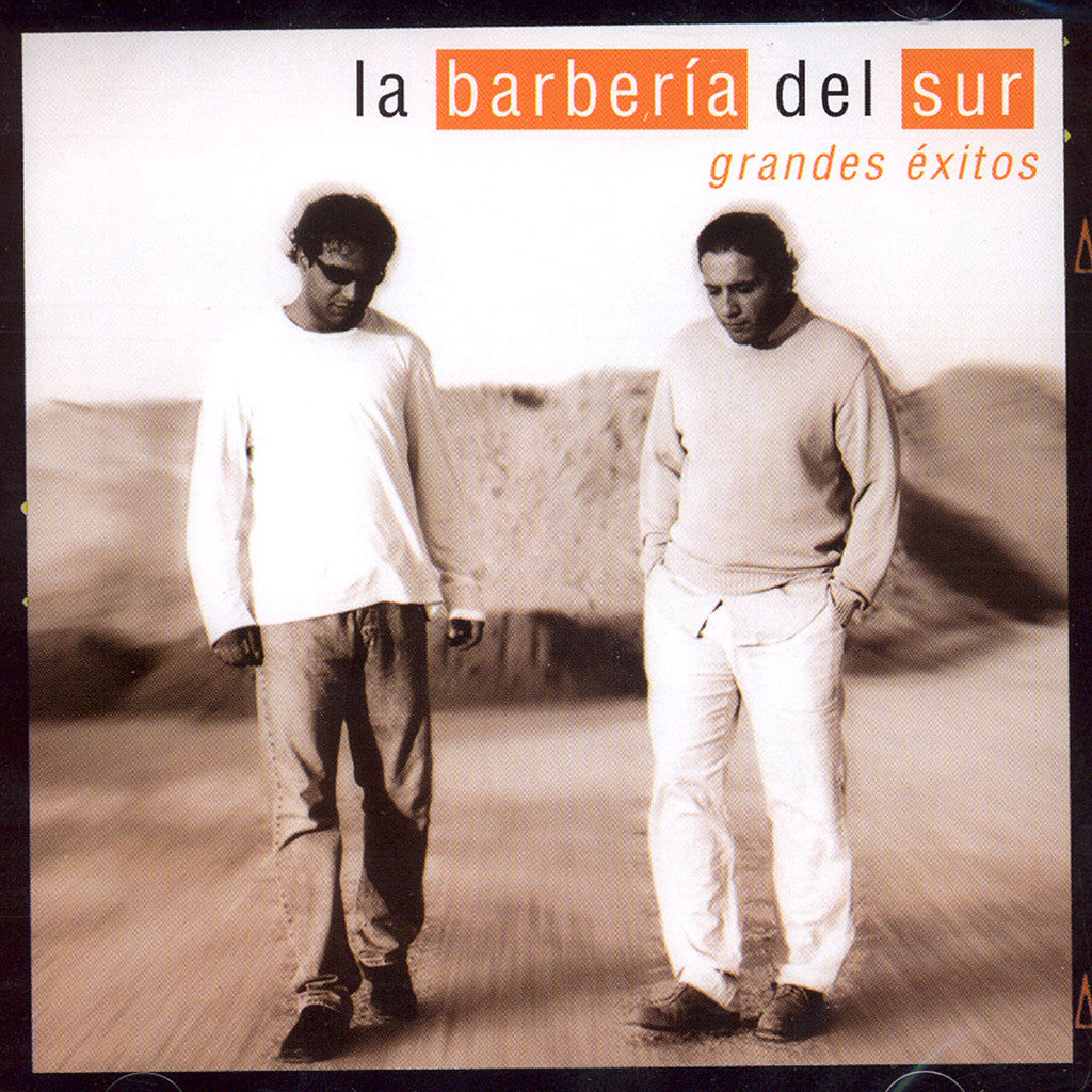 Image of La Barberia del Sur, Grandes Exitos, CD