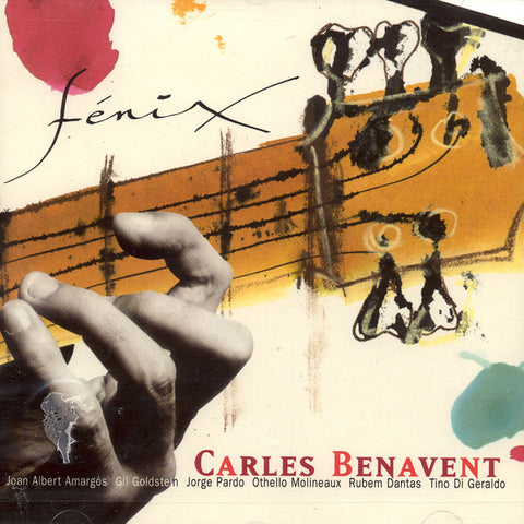 Image of Carles Benavent, Fenix, CD