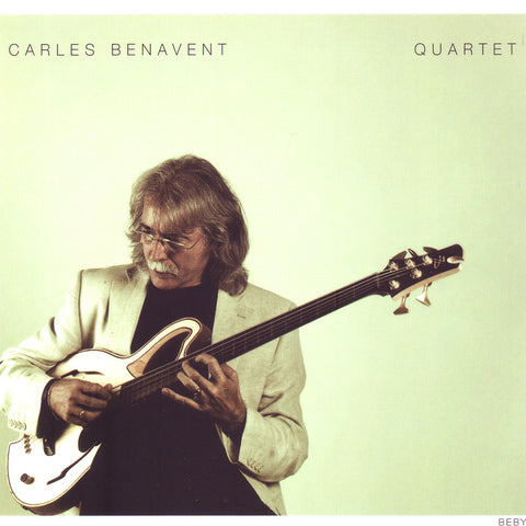 Image of Carles Benavent, Quartet, CD