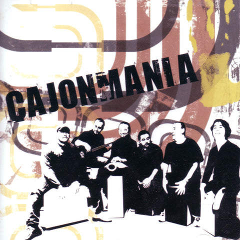 Image of Cajonmania, Cajonmania, CD