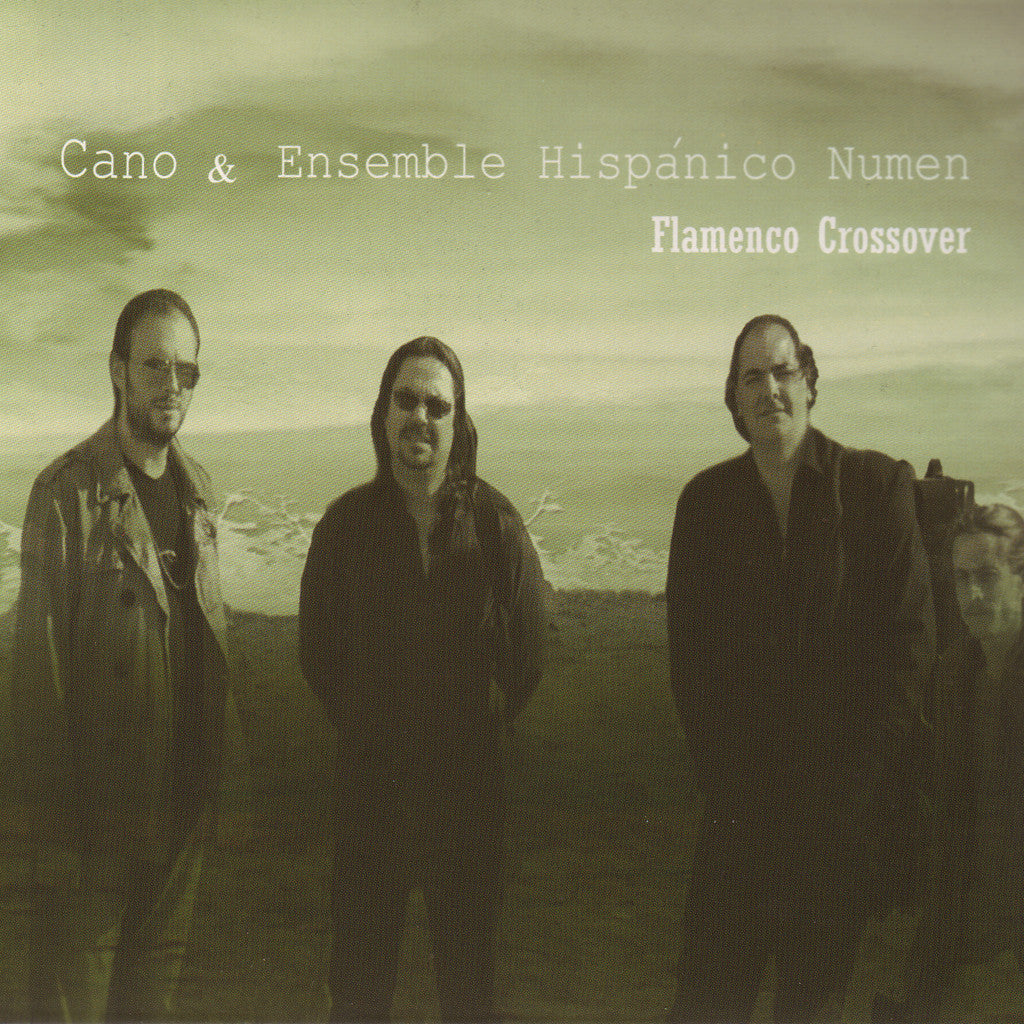 Image of Cano & Ensemble Hispanico Numen, Flamenco Crossover, CD