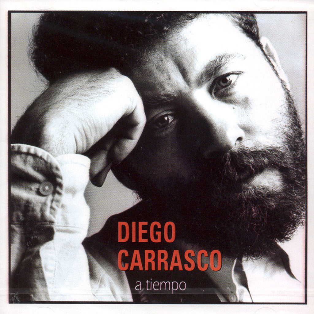 Image of Diego Carrasco, A Tiempo, CD