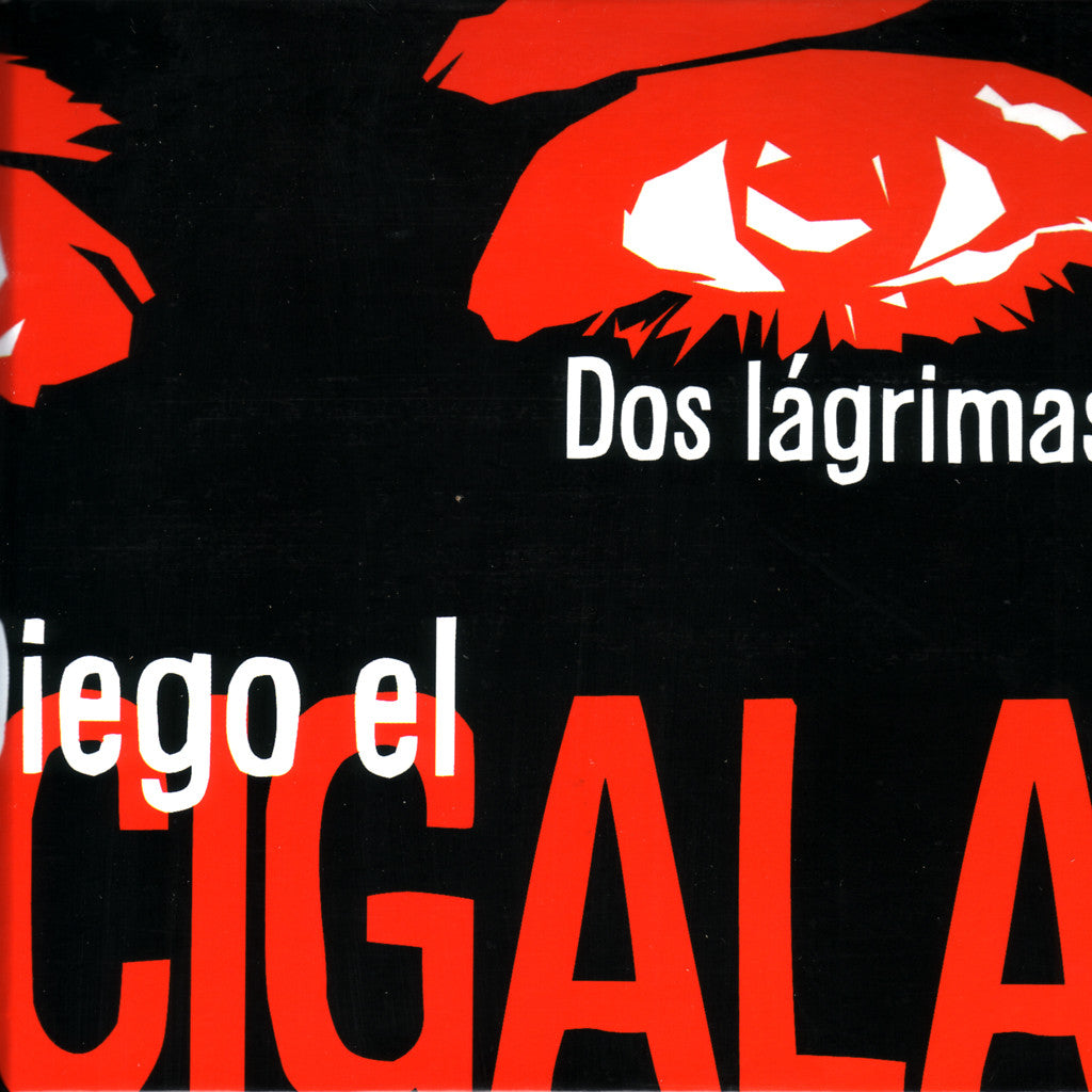Image of Dieguito el Cigala, Dos Lagrimas, CD/Book