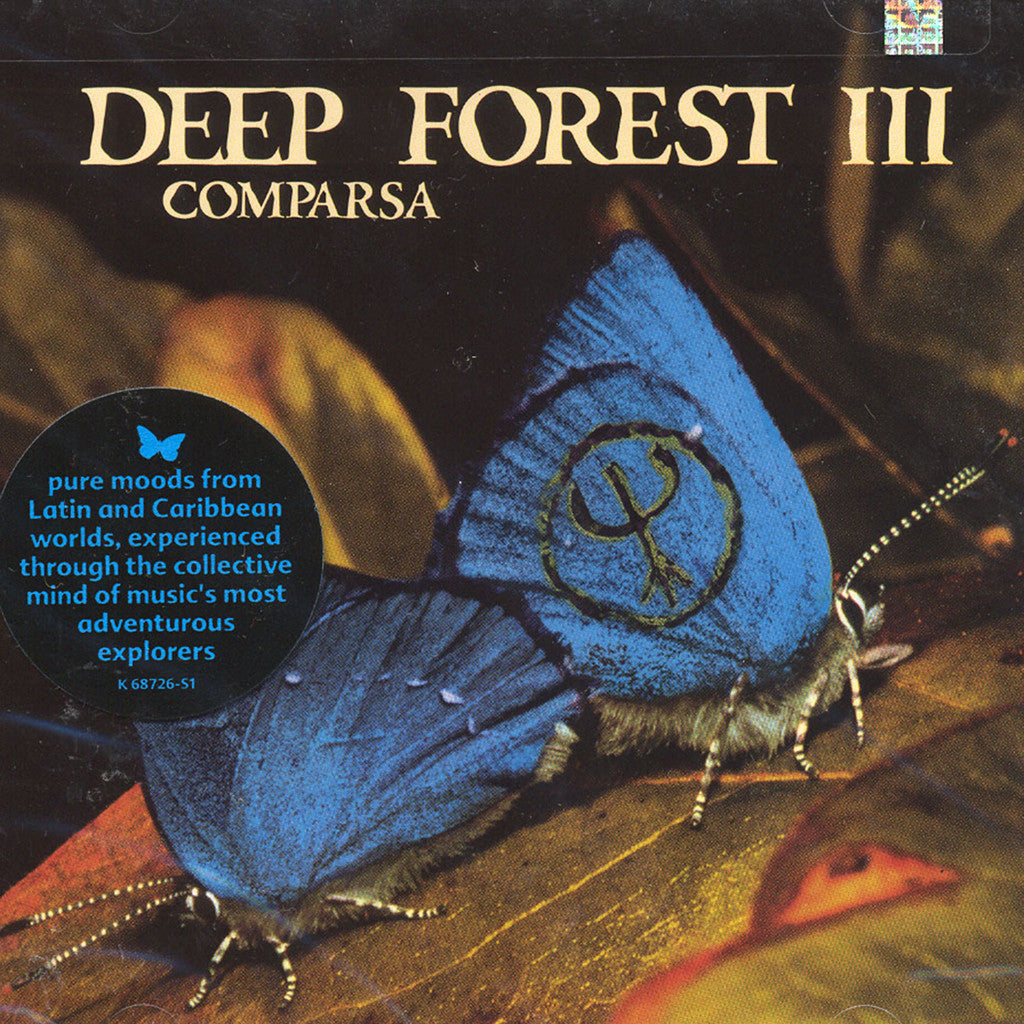 Image of Deep Forest, Comparsa, CD