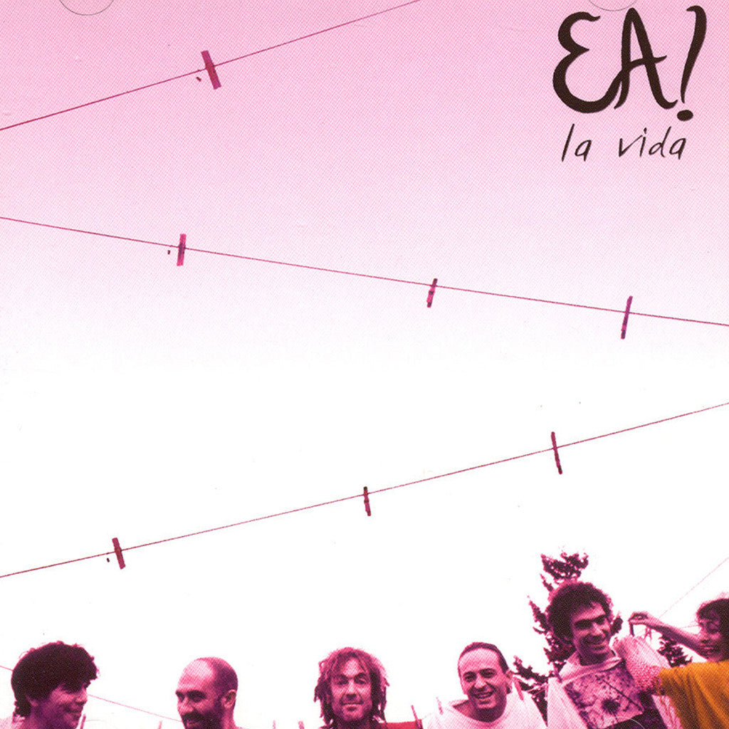 Image of Ea!, La Vida, CD
