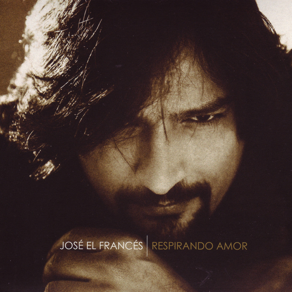 Image of José el Frances, Respirando Amor, CD