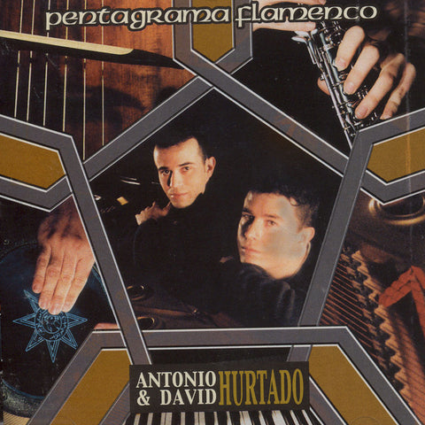 Image of Antonio & David Hurtado Torres, Pentagrama Flamenco, CD