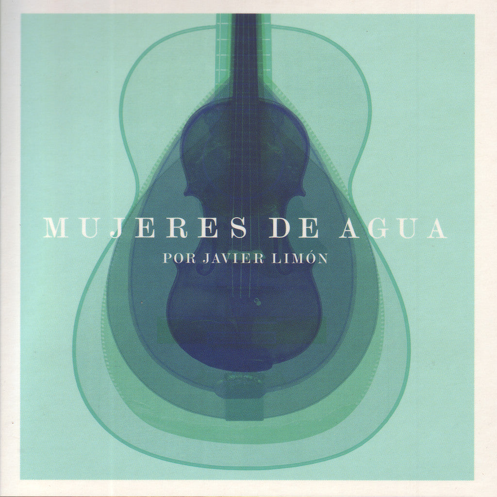 Image of Javier Limon (Various Artists), Mujeres de Agua, CD