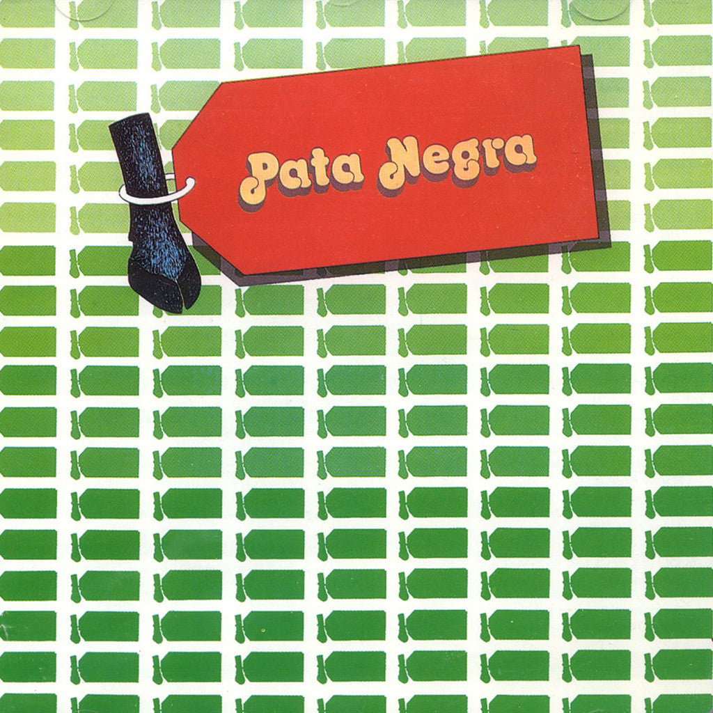 Image of Pata Negra, Los Managers, CD
