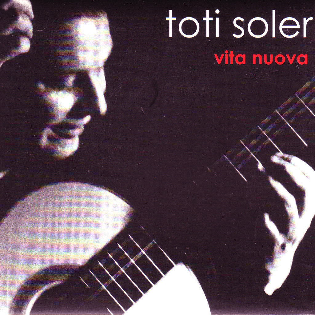 Image of Toti Soler, Vita Nuova, CD