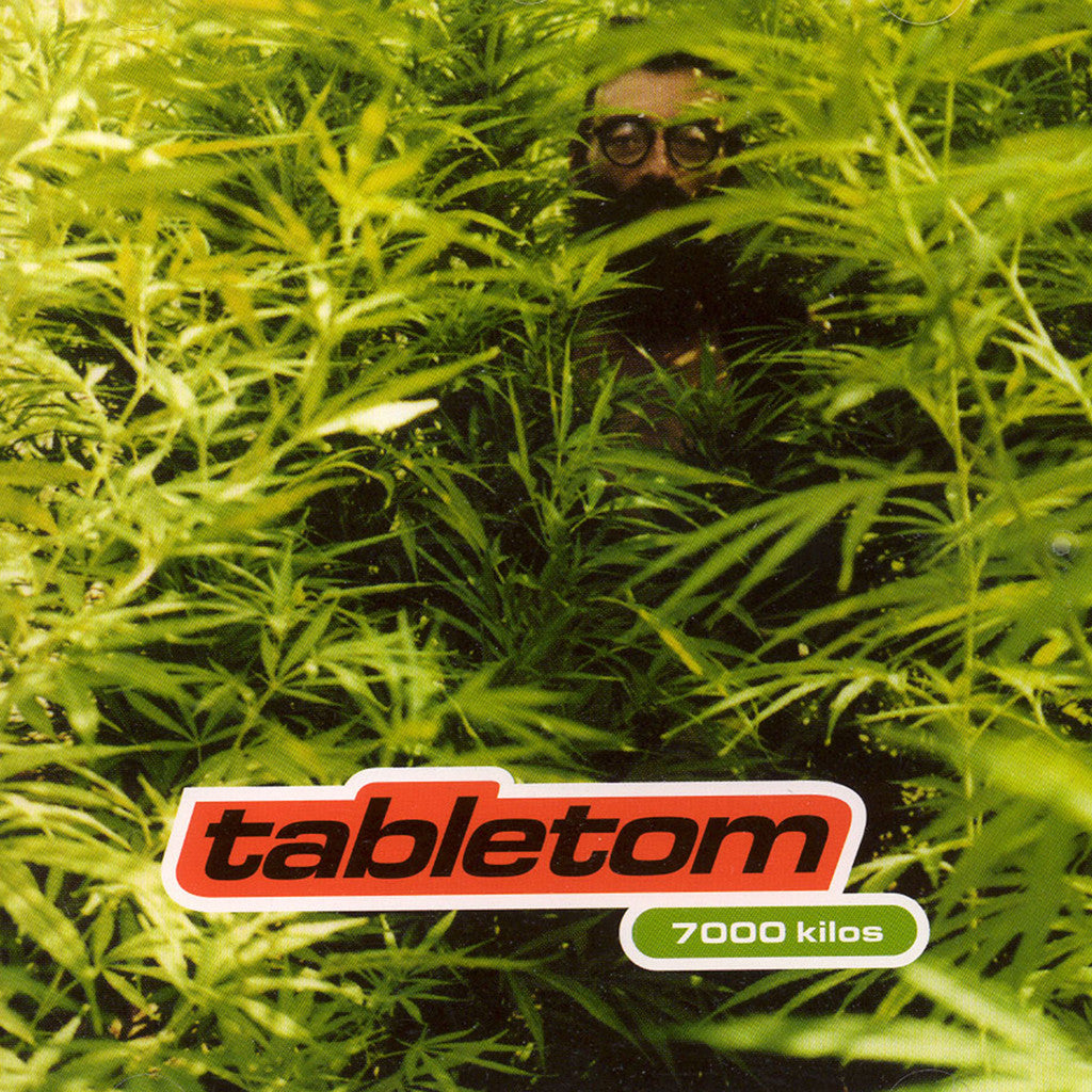 Image of Tabletom, 7000 Kilos, CD