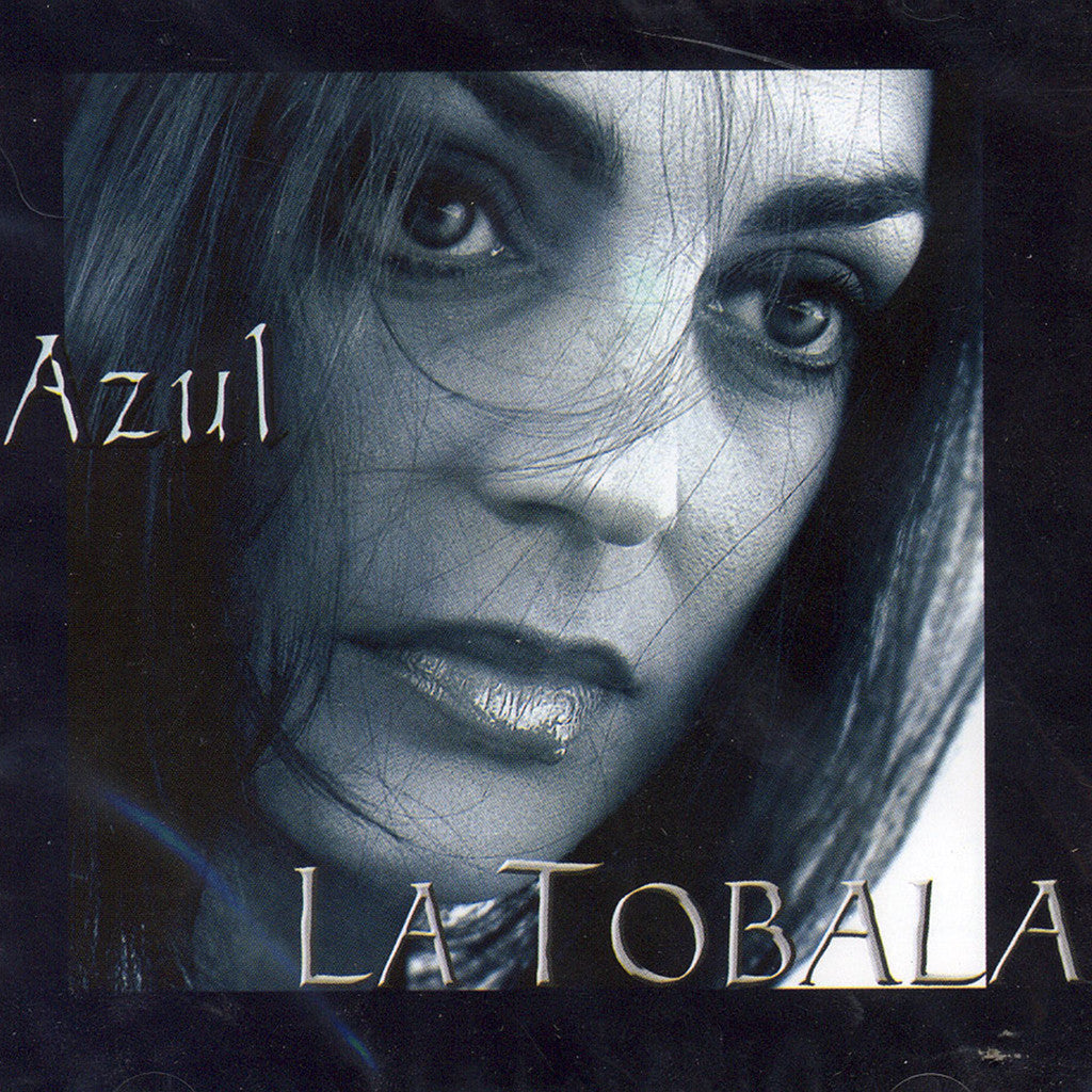 Image of La Tobala, Azul, CD