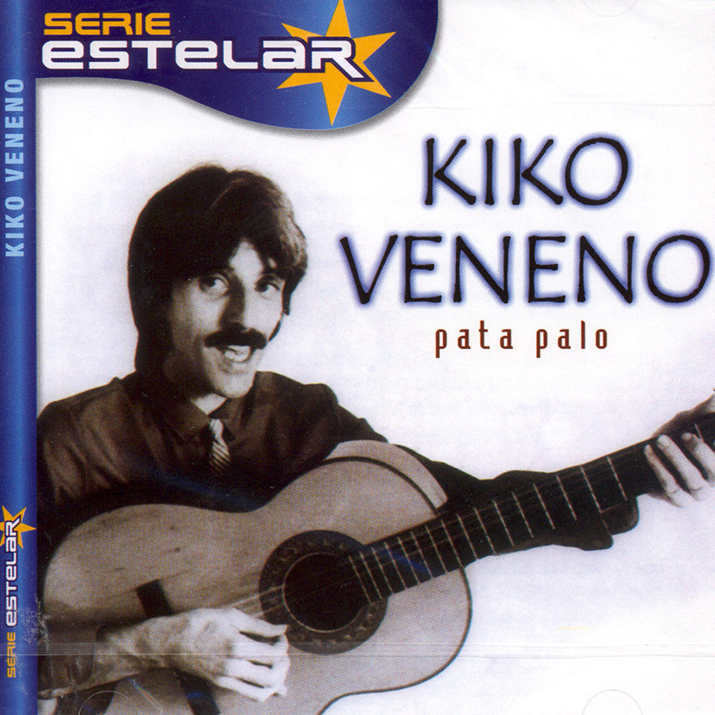 Image of Kiko Veneno, Pata Palo, CD