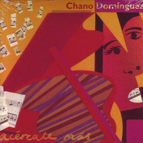 Image of Chano Dominguez, Acercate Mas, CD