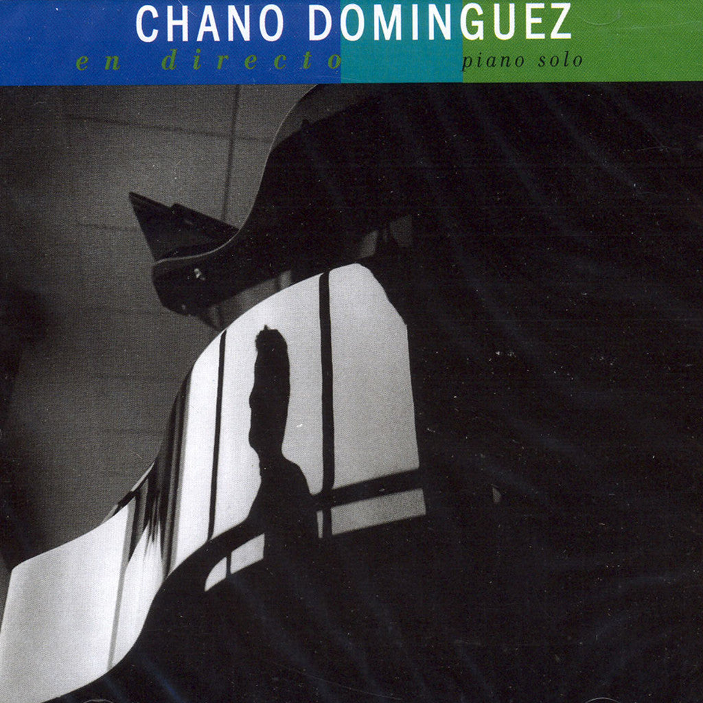 Chano Dominguez  ~  En Directo  ~  2 CDs