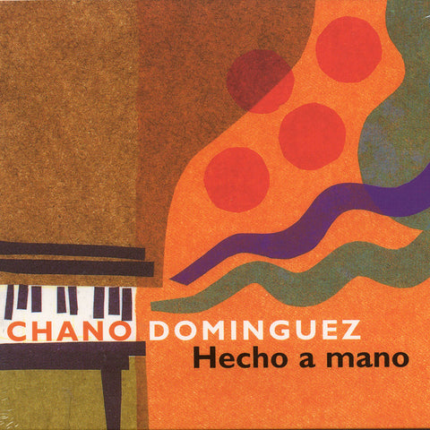 Image of Chano Dominguez, Hecho a Mano, CD