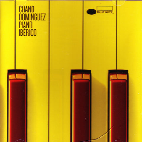 Image of Chano Dominguez, Piano Iberico, CD