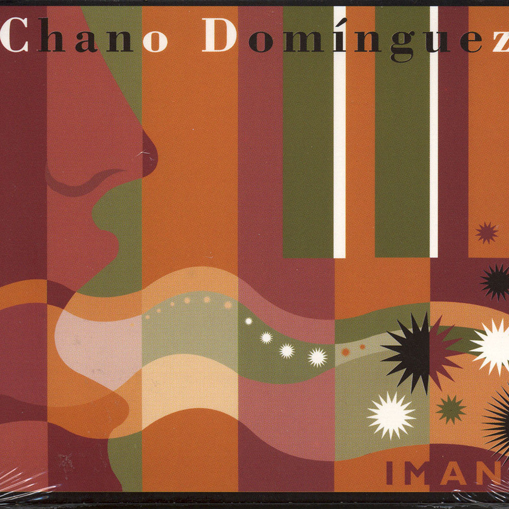 Image of Chano Dominguez, Iman, CD