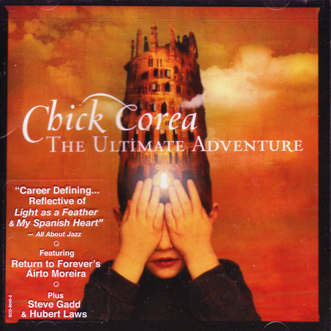 Image of Chick Corea, The Ultimate Adventure, CD