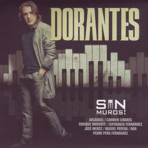 "Image of David Peña ""Dorantes"", Sin Muros!, CD"