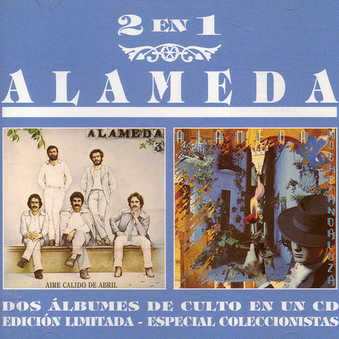 Image of Alameda, Aire Calido de Abril & Noche Andaluza (2 en 1), CD