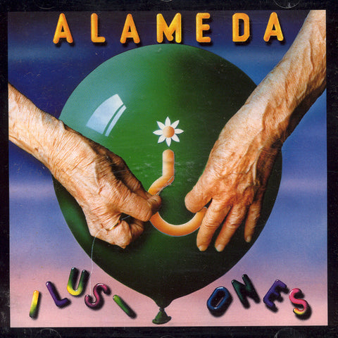 Image of Alameda, Ilusiones, CD