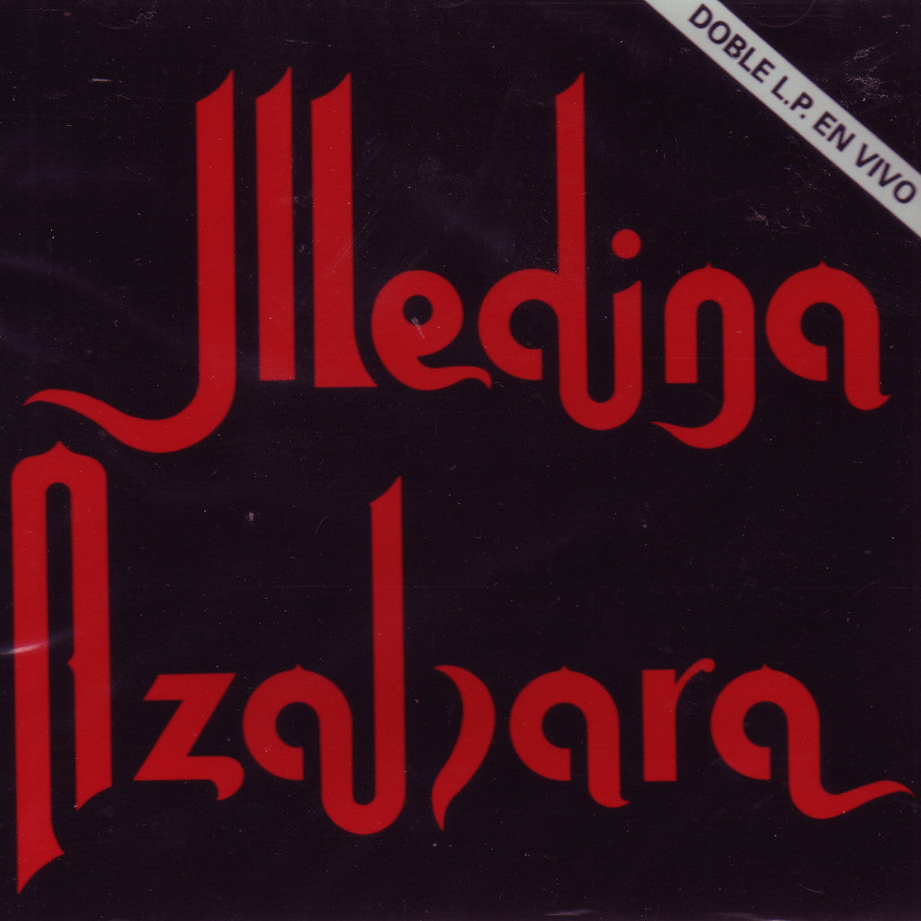 Image of Medina Azahara, En Vivo, CD