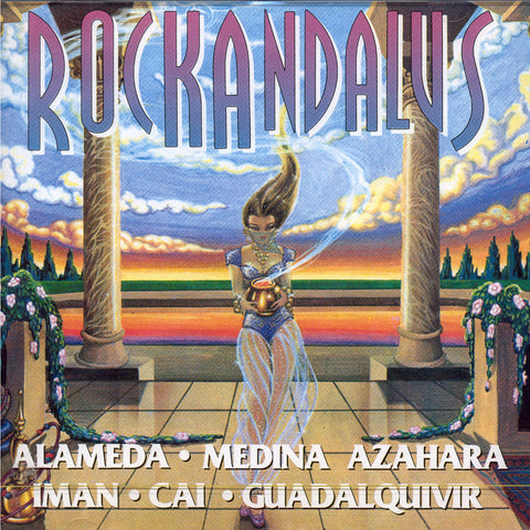 Image of Various Artists, Rockandalus, CD