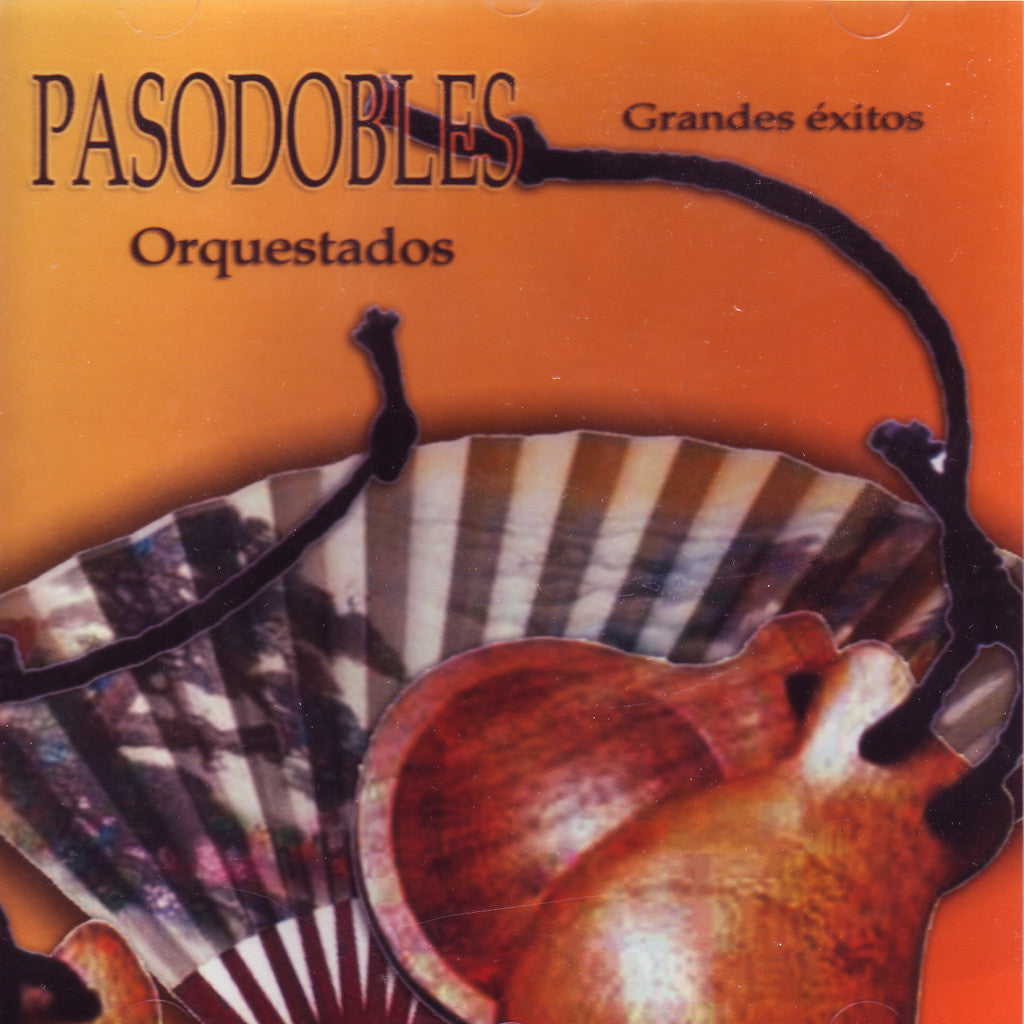Image of Various Artists, Pasodobles Orquestados: Grandes Exitos, CD