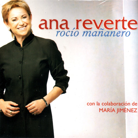 Image of Ana Reverte, Rocio Mañanero, CD
