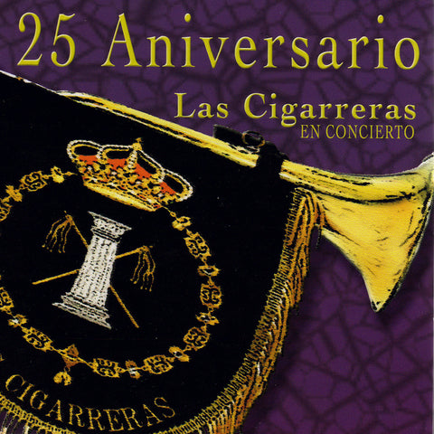 Image of Banda Las Cigarreras, 25 Aniversario, CD