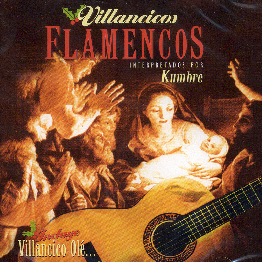 Image of Kumbre, Villancicos Flamencos, CD