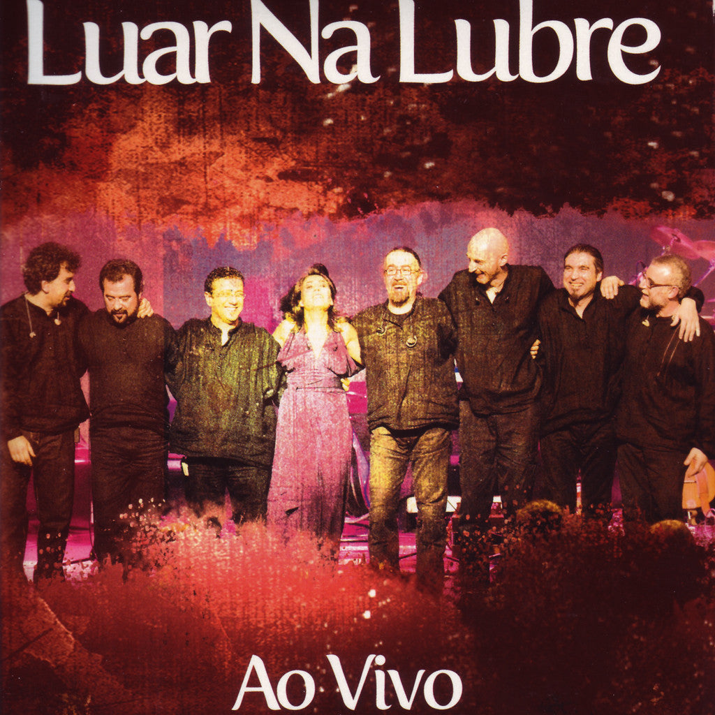 Image of Luar Na Lubre, Ao Vivo, CD